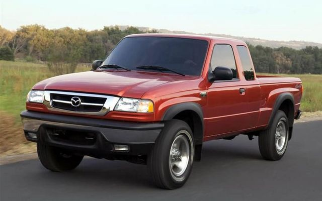 2009 Mazda B4000: An Exercise in Simplicity - The Car Guide