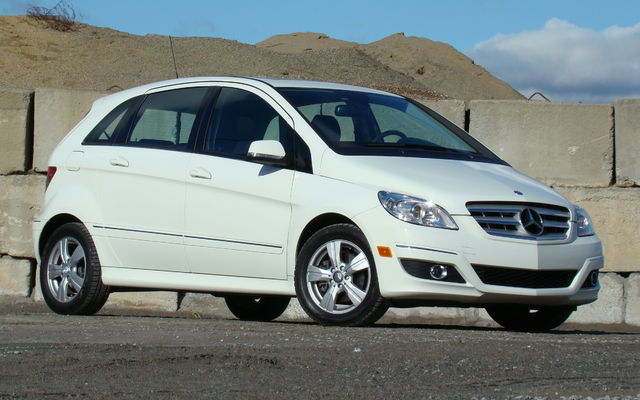 2009 Mercedes Benz B Class A Way Of Life The Car Guide