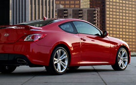 hyundai genesis coupe ses prix et donn es techniques guide auto. Black Bedroom Furniture Sets. Home Design Ideas