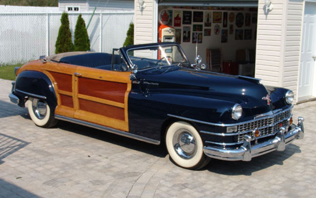 Chrysler Town & Country 1948