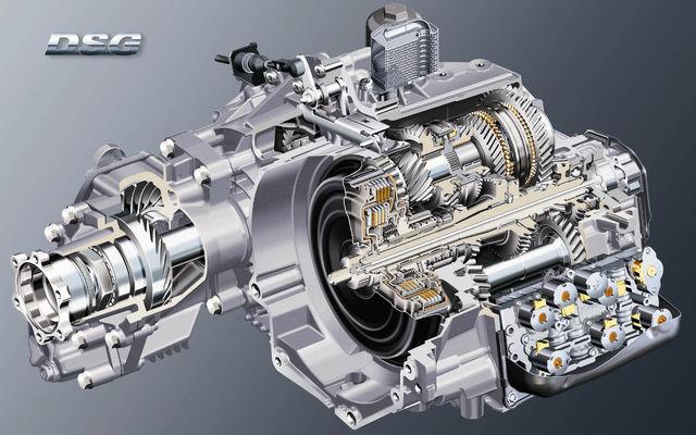 La transmission DSG de Volkswagen