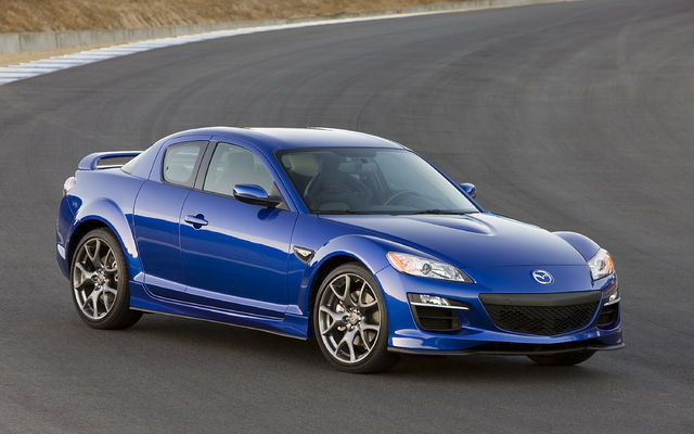 Mazda RX8 R3: Precision Is Rotary Powered