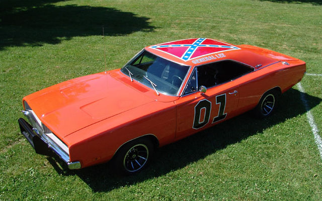 Dodge Charger 1969 General Lee La Seule Raison D Aimer La