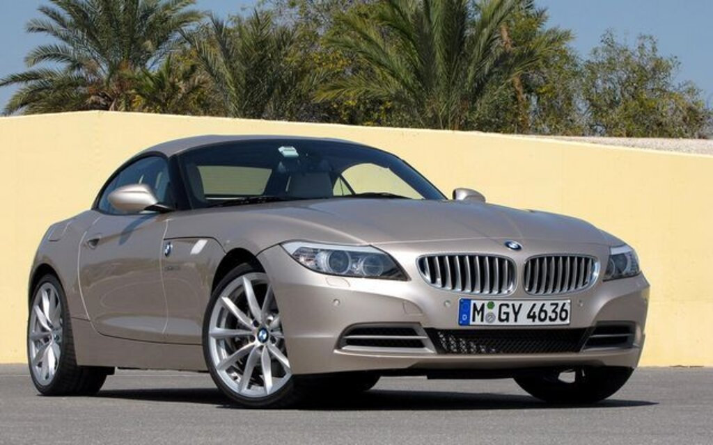 2009 Bmw Z4 More Than Just A Quick Peek In The Trunk