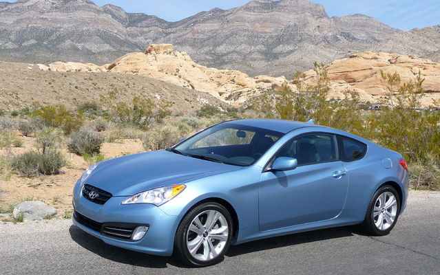 2010 Hyundai Genesis Coupe: First The Sedan, Now The Coupe