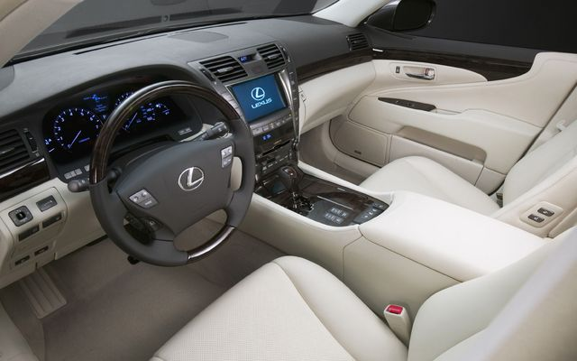 Perfectly Polite: The All-New 2009 Lexus LS460 AWD - 8/11
