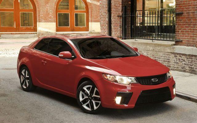 Kia Canada Inc  announces 2010 Forte Koup pricing and