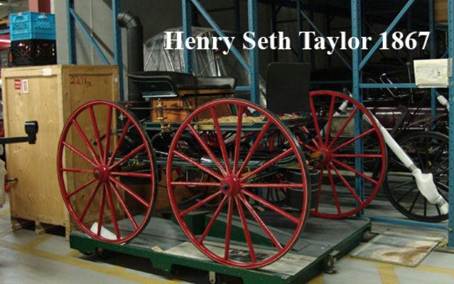 Henry Seth Taylor 1867. Musée Sciences et Technologie Ottawa.