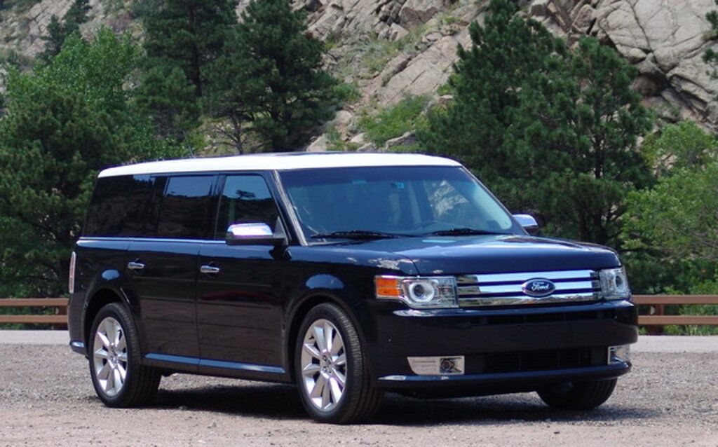 ford flex ecoboost un flex double turbo guide auto. Black Bedroom Furniture Sets. Home Design Ideas