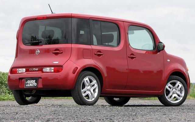 Nissan Cube SL 2009