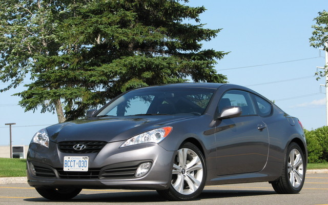2009 Hyundai Genesis Coupe: A Star Is Born!