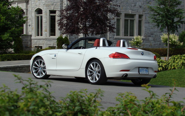 Bmw Z4 2010 A Dream Car 4 16