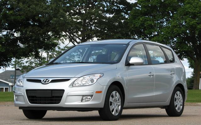 Hyundai Elantra Touring 2010, Pour Faire Différent
