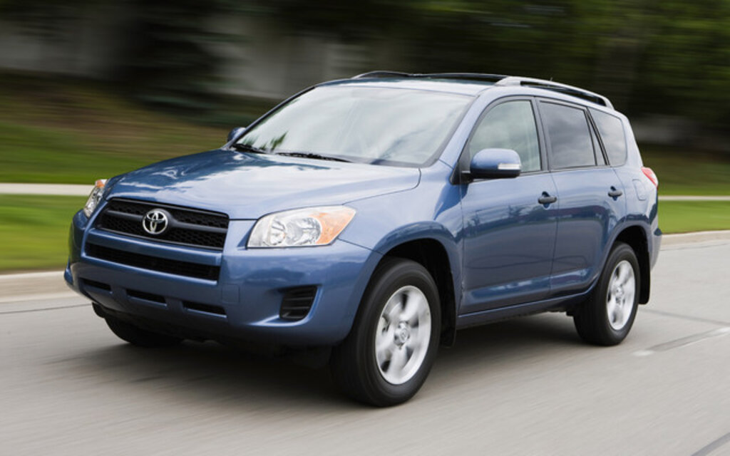Toyota Augmentera La Production Du Rav4 En Ontario Guide