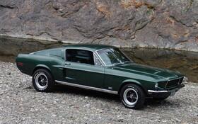 Ford Mustang Gt 1968 Salut Frank Bullitt Guide Auto