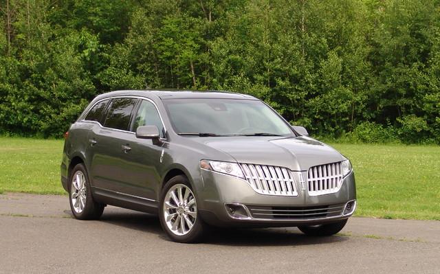 Lincoln MKT Ecoboost 2010