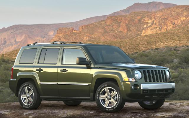 jeep patriot 2009 beau bon pas cher guide auto. Black Bedroom Furniture Sets. Home Design Ideas