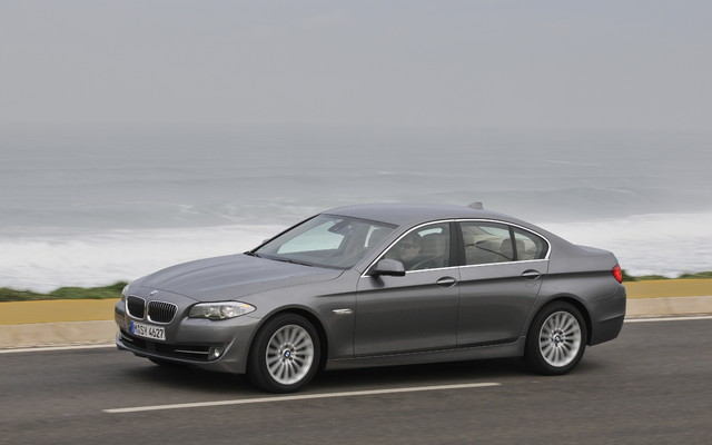 2011 BMW 5 Series: The 6th generation - 1/15