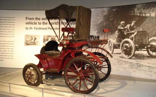 Lohner Porsche 1899