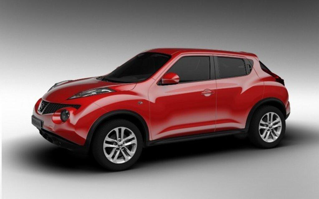 nissan juke 2011 un nouveau multisegment compact guide auto. Black Bedroom Furniture Sets. Home Design Ideas