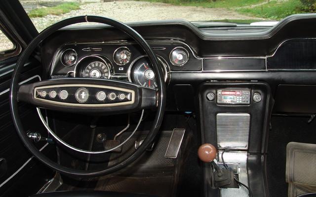 The Car S Steering Wheel