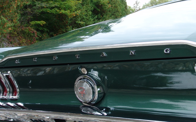 1968 Ford Mustang Gt Hello Frank Bullitt 11 12