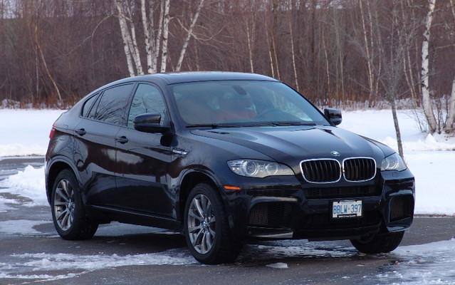 BMW X6M 2010