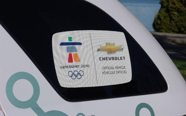 Chevrolet Equinox Fuel Cell (à hydrogène)