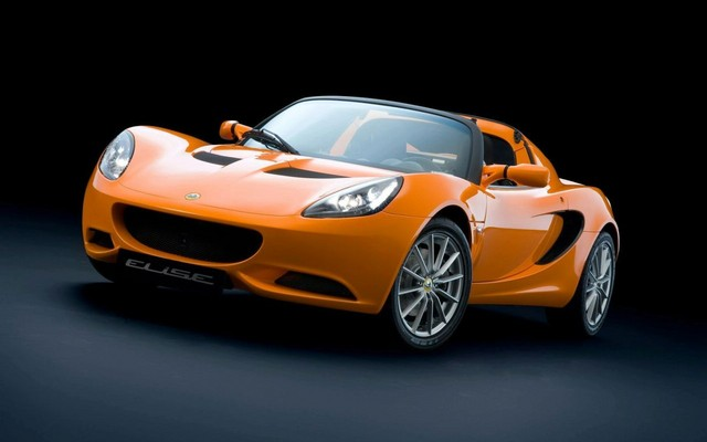 lotus elise 1 6 la voiture sport moteur essence la. Black Bedroom Furniture Sets. Home Design Ideas
