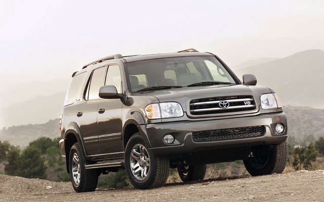 toyota sequoia 2003 rappel de 1500 v hicules au canada guide auto. Black Bedroom Furniture Sets. Home Design Ideas