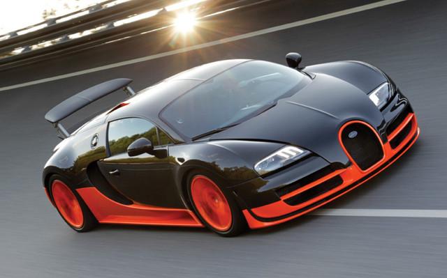 bugatti veyron 16.4 super sport : une envolée à 434,211 km/h