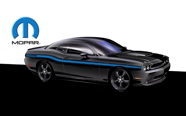 e4c634627db Chrysler Canada to Introduce Mopar   Challenger - The Car Guide