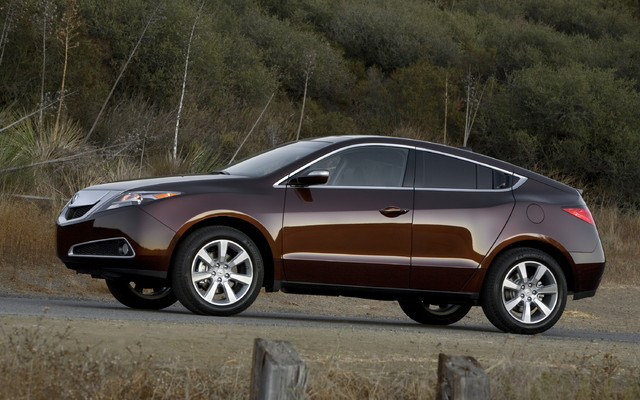 The Acura ZDX ZD Why The Car Guide - Acura crossover zdx