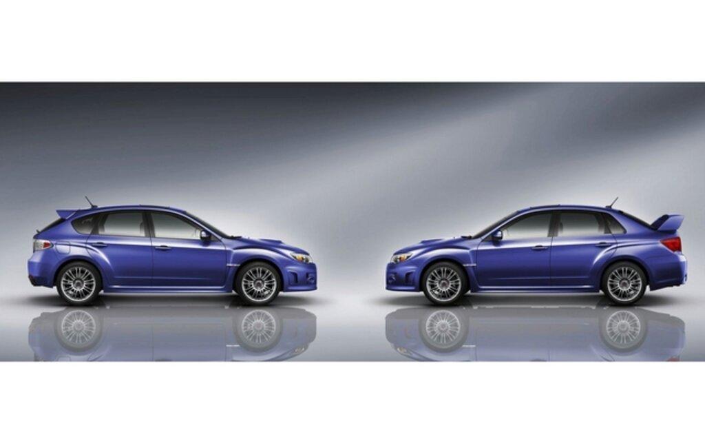 Subaru annonce le prix des impreza wrx et sti 2011 guide for Le guide des prix
