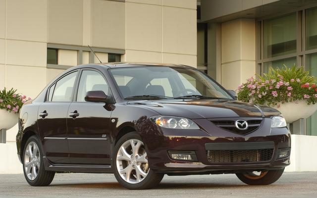 Mazda3 2007-2009