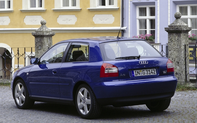 Audi A 3 2010 >> Audi Quattro, 30 years in pictures ! - 11/98