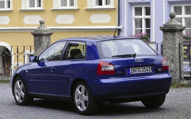 Audi A AUDI A Image Audi Quattro Years In - Langan audi