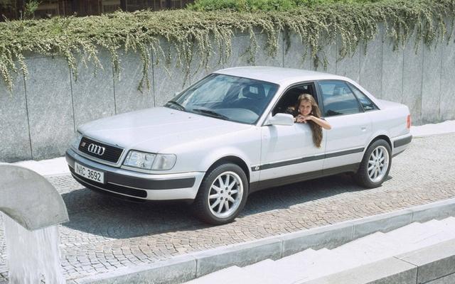 Audi Quattro 30 Years In Pictures 43 98