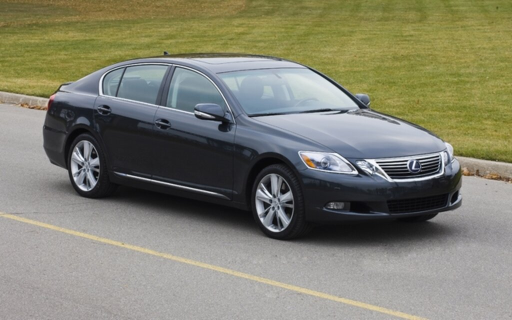 lexus gs 450h 2011 l 39 hybride sans compromis guide auto. Black Bedroom Furniture Sets. Home Design Ideas