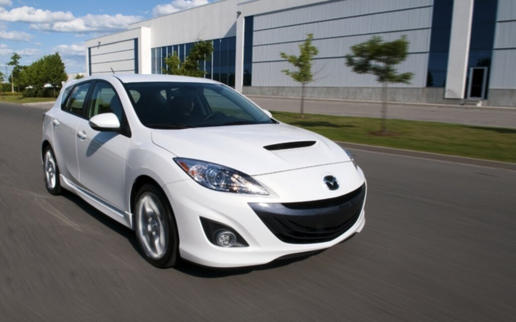 2010 mazdaspeed3 speed with a smile the car guide. Black Bedroom Furniture Sets. Home Design Ideas