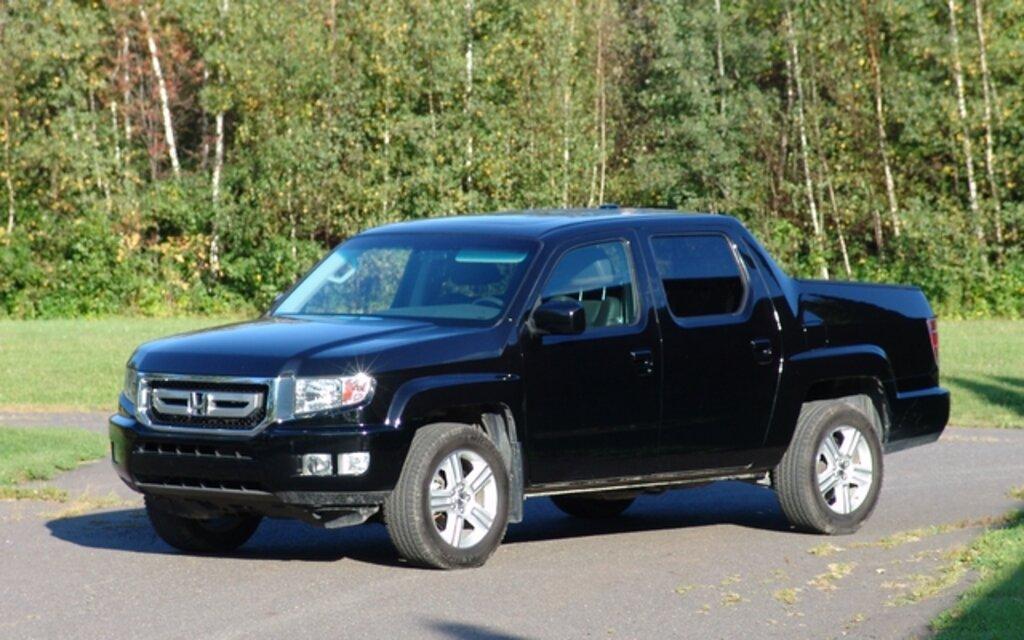 Honda Ridgeline 2010, essayez-le... en cachette! - Guide Auto