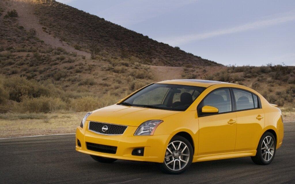 The 2010 Nissan Sentra Se R Spec V Nissan S Best Kept