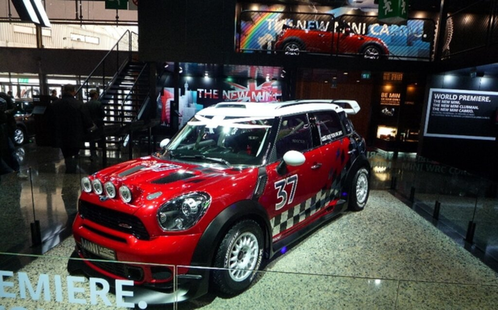 Paris auto show second part 31 40 for Menzah 5 salon de the
