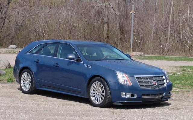 cts review cadillac reviews premium road car driving test