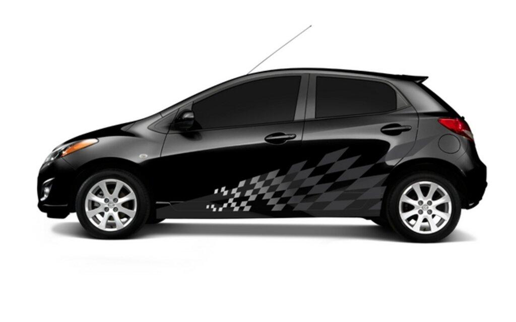 mazda2 une voiture qui vous permet de vous sentir bien dans votre peau guide auto. Black Bedroom Furniture Sets. Home Design Ideas