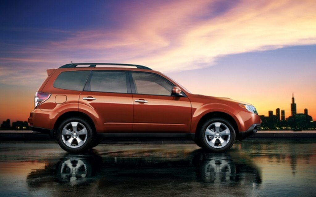 2014 Subaru Forester Prices And Expert Review The Car   Autos Post
