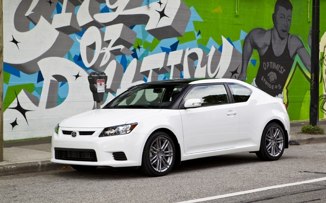 2011 Scion Tc The Sportiest Toyota 115