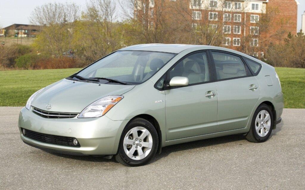 Toyota Prius 2004  U00e0 2007  Une Campagne De Service Limit U00e9e