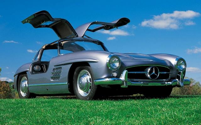 Mercedes-Benz 300 SL 'Gullwing'