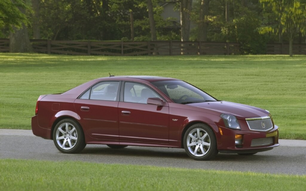 gm canada recalls cadillac cts for passenger air bag issue the car guide. Black Bedroom Furniture Sets. Home Design Ideas